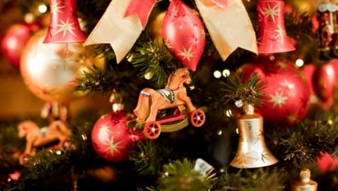 аромат нового года рождества