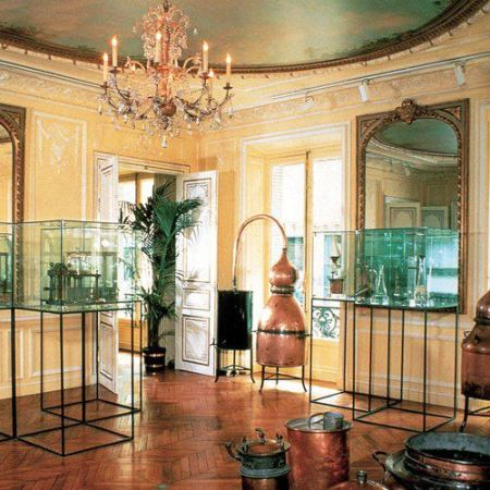 музей парфюмерии грас